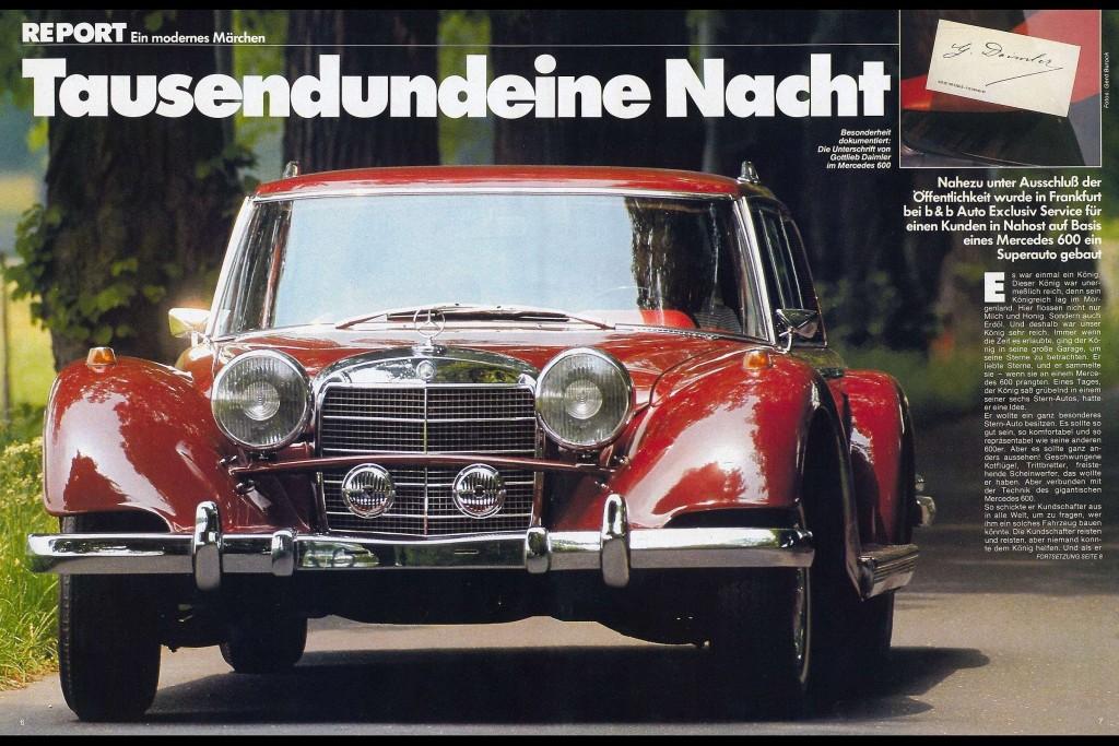 Mercedes-Benz 600 W100 Buchmann 7