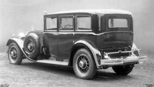 Mercedes-Benz Grosser Pullman W07 14