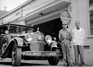 Mercedes-Benz Grosser Pullman W07 2
