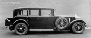 Mercedes-Benz Grosser Pullman W07 23