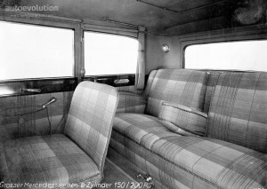 Mercedes-Benz Grosser Pullman W07 28