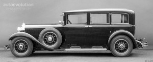 Mercedes-Benz Grosser Pullman W07 4