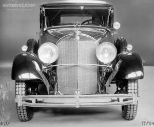 Mercedes-Benz Grosser Pullman W07 5