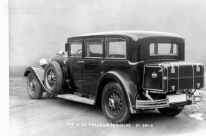 Mercedes-Benz Grosser Pullman W07 9