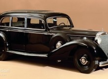 Mercedes-Benz Grosser Pullman w150 1