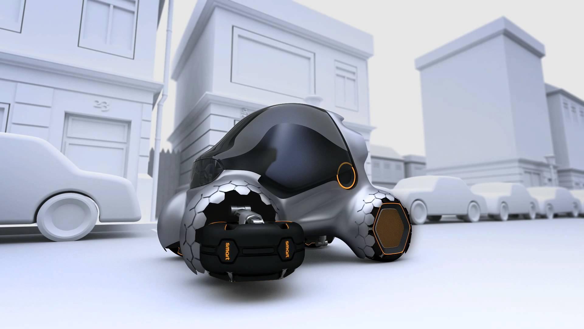 Smart 341 Parkour Concept 11