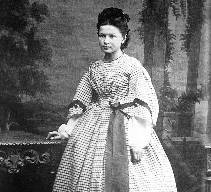 Bertha Benz 1