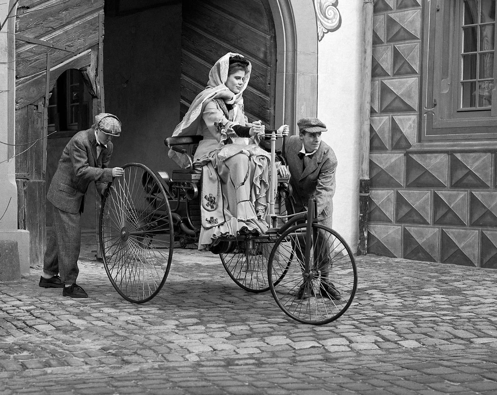 Bertha Benz 12