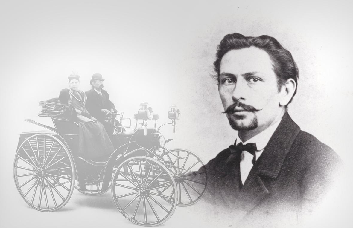 Karl Friedrich Benz 6