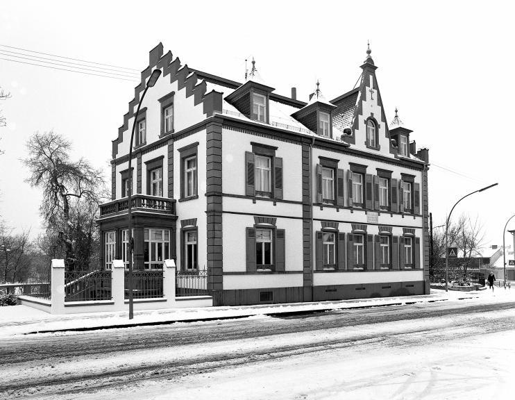 Karl Friedrich Benz Haus_Ladenburg