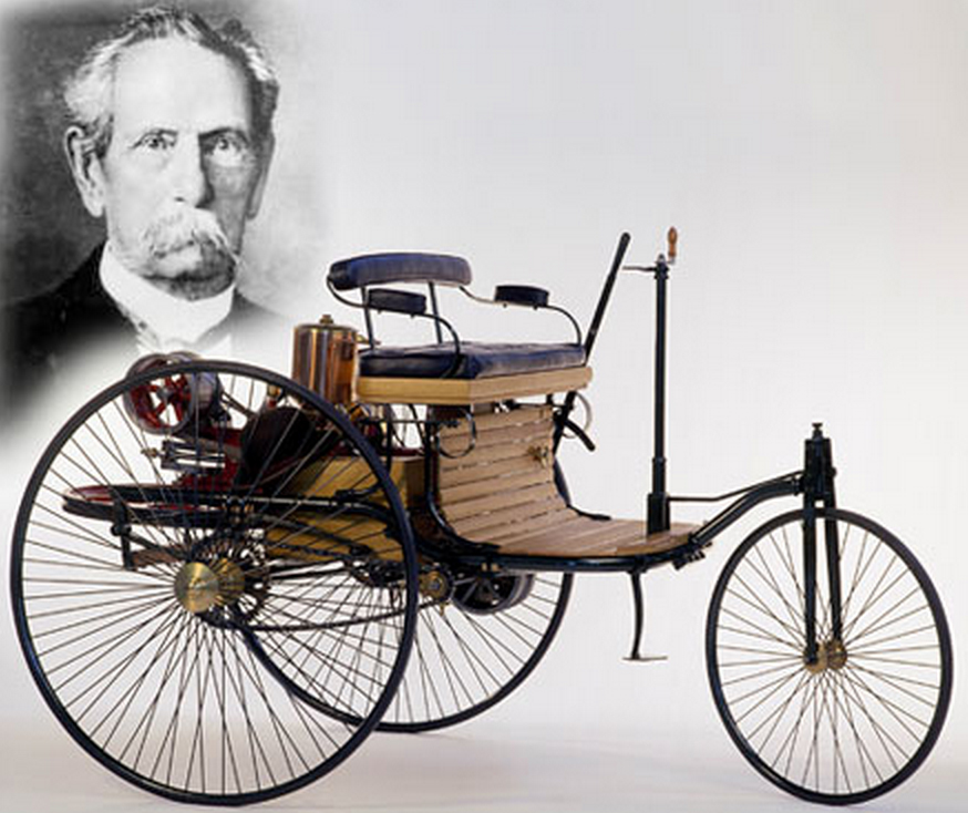 Karl Friedrich Benz and Motorpatent